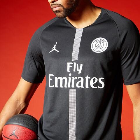 PSG x Jordan shirt