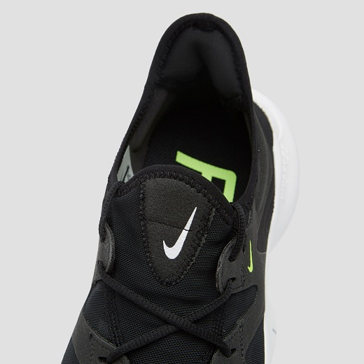 Nike free run bovenkant