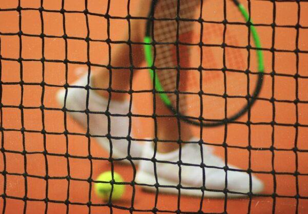Voorbereiding tennisseizoen