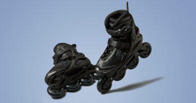 In shape op skates - 5 fitvoordelen